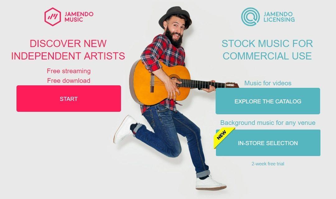 Jogdíjmentes zenék ingyen? Az interneten ez is megoldható
